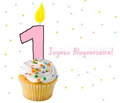 anniversaire 1 an blog
